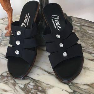 Onex Black Sandals